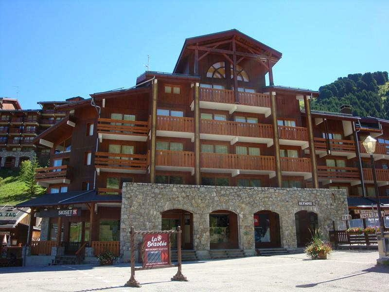 Vacances en montagne Résidence l'Olympie I - Méribel-Mottaret