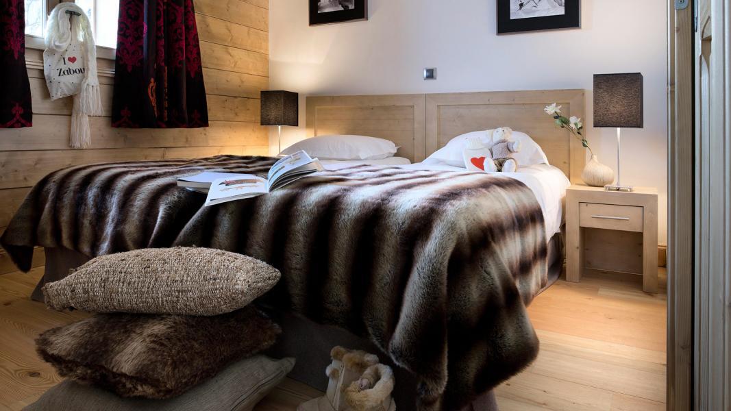 Urlaub in den Bergen Résidence l'Orée des Neiges - Peisey-Vallandry - Schlafzimmer