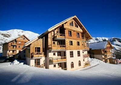 Vacances en montagne Residence L'oree Des Pistes - Saint Sorlin d'Arves