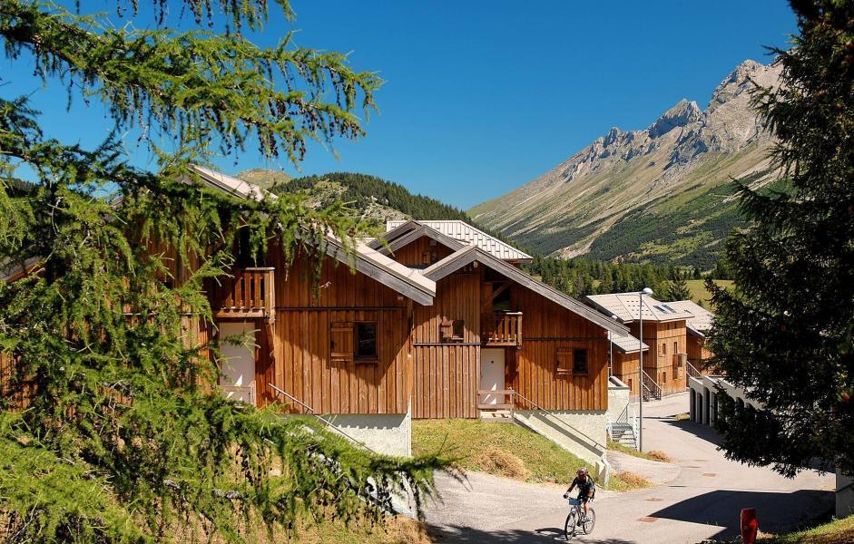 Alquiler al esquí Résidence l'Orée des Pistes - Superdévoluy - Verano