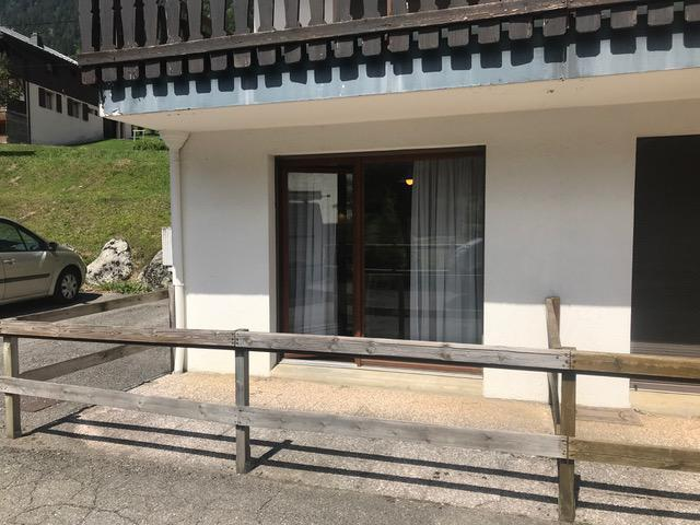 Vacaciones en montaña Apartamento cabina para 5 personas - Résidence l'Orée des Pistes - Châtel