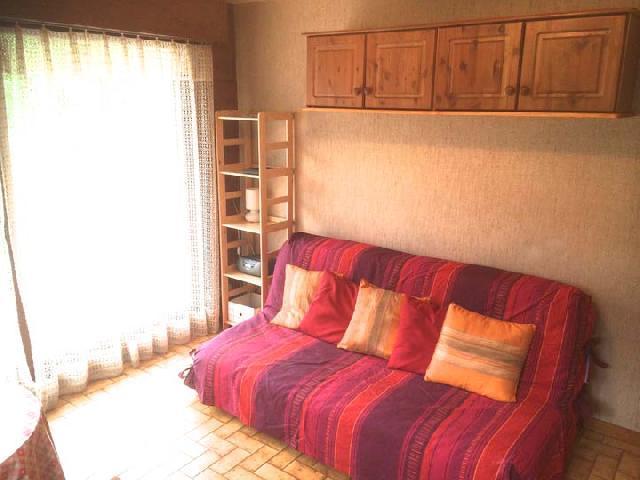 Wakacje w górach Apartament 2 pokojowy z alkową 5 osób - Résidence l'Orée des Pistes - Châtel - Sofą