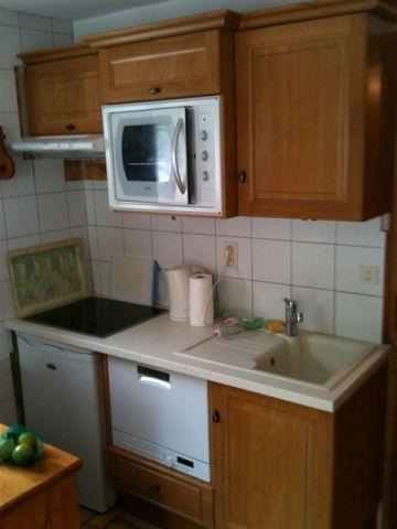 Vacaciones en montaña Apartamento cabina para 5 personas - Résidence l'Orée des Pistes - Châtel - Kitchenette
