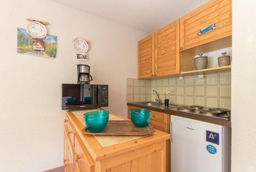 Vacances en montagne Appartement 2 pièces 5 personnes (311) - Résidence l'Orée du Bois - Puy-Saint-Vincent - Kitchenette
