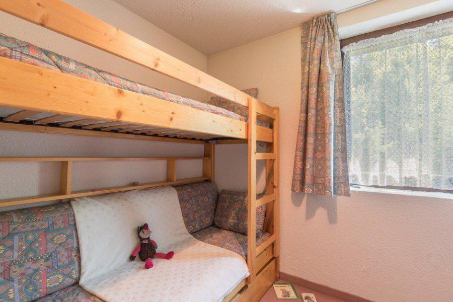Vacances en montagne Appartement 2 pièces 5 personnes (311) - Résidence l'Orée du Bois - Puy-Saint-Vincent - Lits superposés