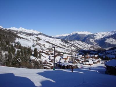 Vacances en montagne Résidence l'Orgentil - Valmorel