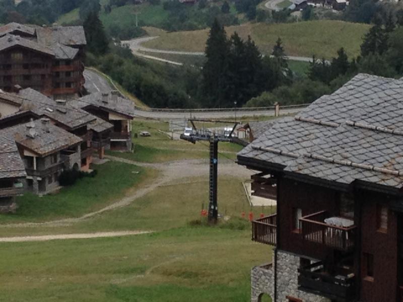 Vacances en montagne Appartement 2 pièces 4 personnes (025) - Résidence l'Orgentil - Valmorel - Extérieur été