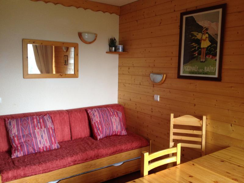 Vacances en montagne Appartement 2 pièces 4 personnes (025) - Résidence l'Orgentil - Valmorel - Logement