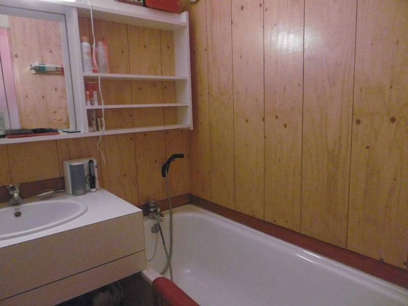Vacances en montagne Appartement 3 pièces mezzanine 6 personnes (047) - Résidence l'Orgentil - Valmorel - Baignoire