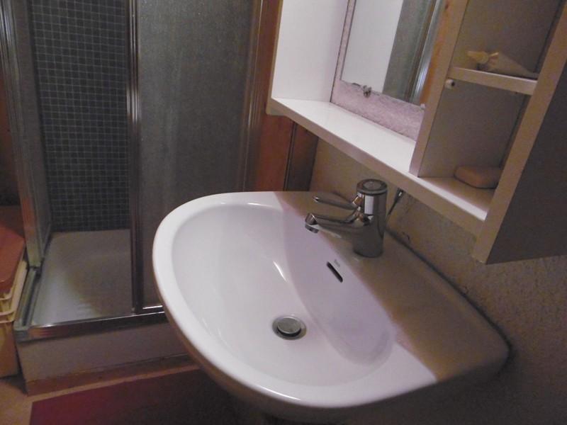 Vacances en montagne Appartement 3 pièces mezzanine 6 personnes (047) - Résidence l'Orgentil - Valmorel - Lavabo