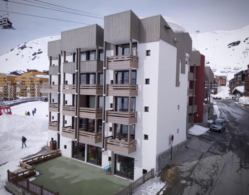 Vacances en montagne Résidence l'Orsière - Val Thorens