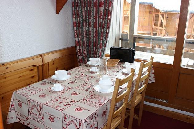 Vacances en montagne Appartement 2 pièces 4 personnes (18) - Résidence l'Orsière - Val Thorens - Séjour