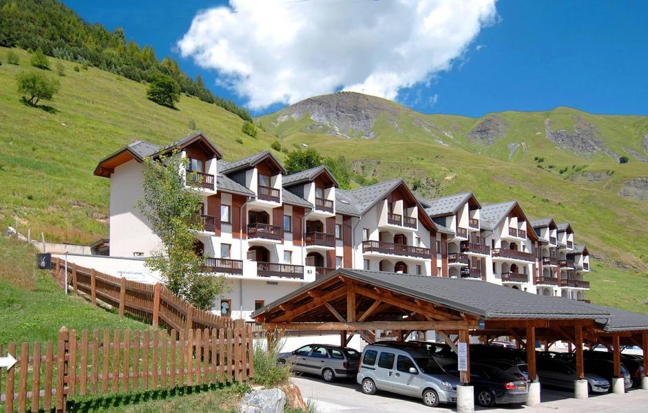 Location au ski Résidence l'Ouillon - Saint Sorlin d'Arves - Extérieur été