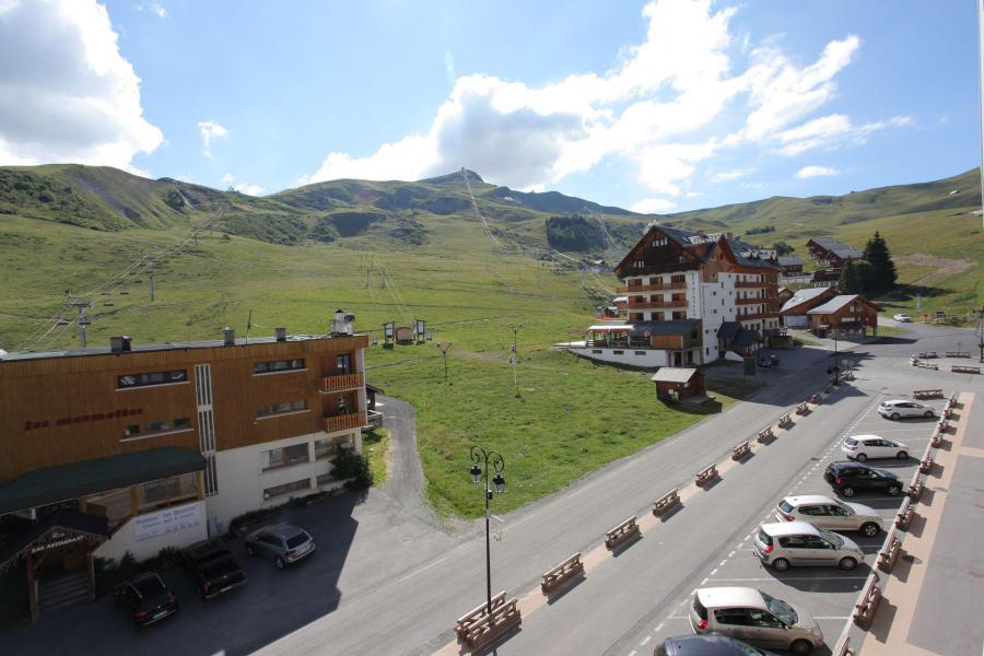 Location au ski Appartement 2 pièces 6 personnes (151) - Résidence l'Ouillon - La Toussuire - Extérieur été