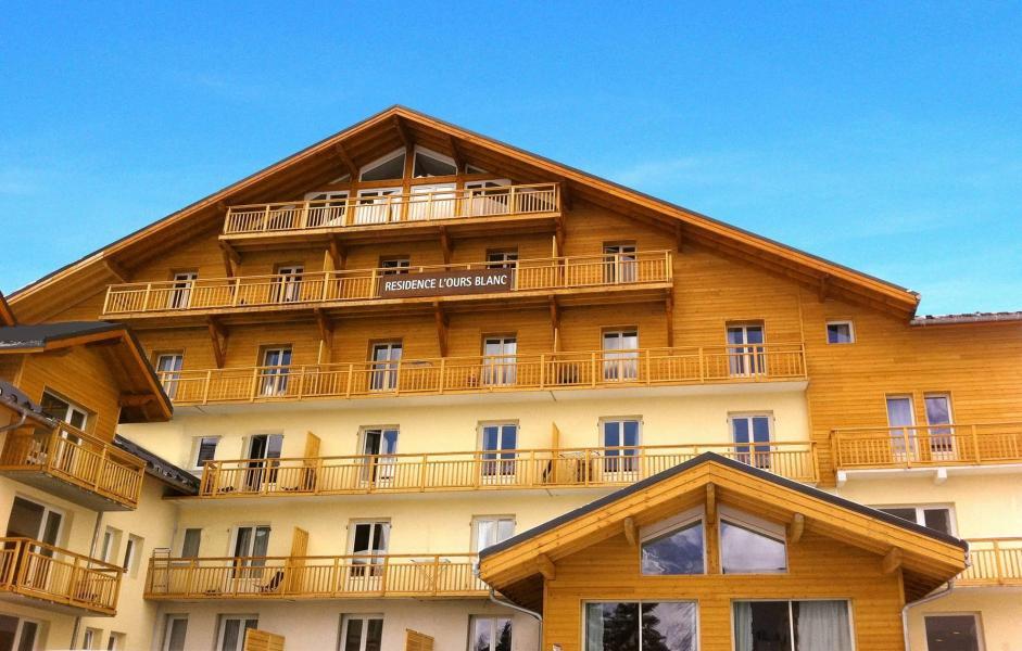 Soggiorno sugli sci Résidence l'Ours Blanc - Les 2 Alpes - Esteriore estate