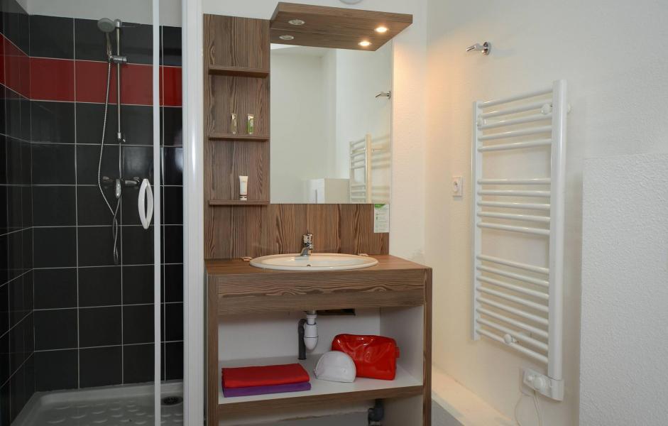 Urlaub in den Bergen Résidence l'Ours Blanc - Les 2 Alpes - Badezimmer