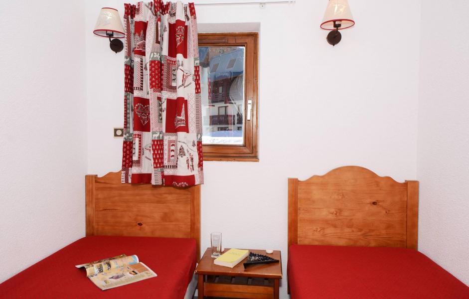 Urlaub in den Bergen Résidence l'Ours Blanc - Les 2 Alpes - Einzelbett