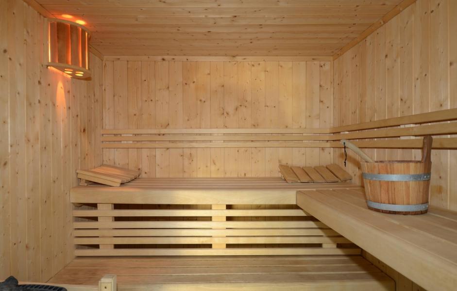 Urlaub in den Bergen Résidence l'Ours Blanc - Les 2 Alpes - Sauna