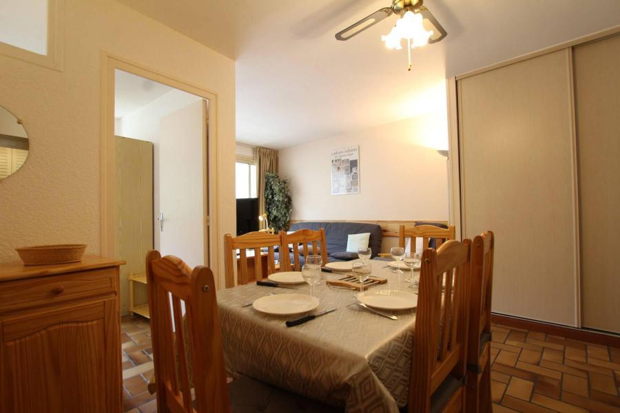 Vacances en montagne Appartement 2 pièces coin montagne 6 personnes (0499) - Résidence l'Yret - Serre Chevalier