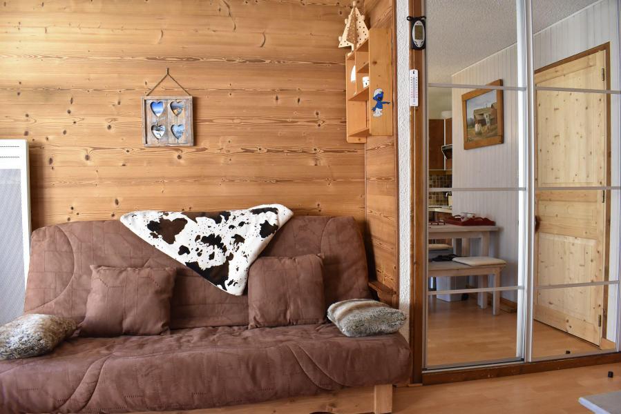 Vacances en montagne Studio 4 personnes (A2) - Résidence la Bergerie - Méribel