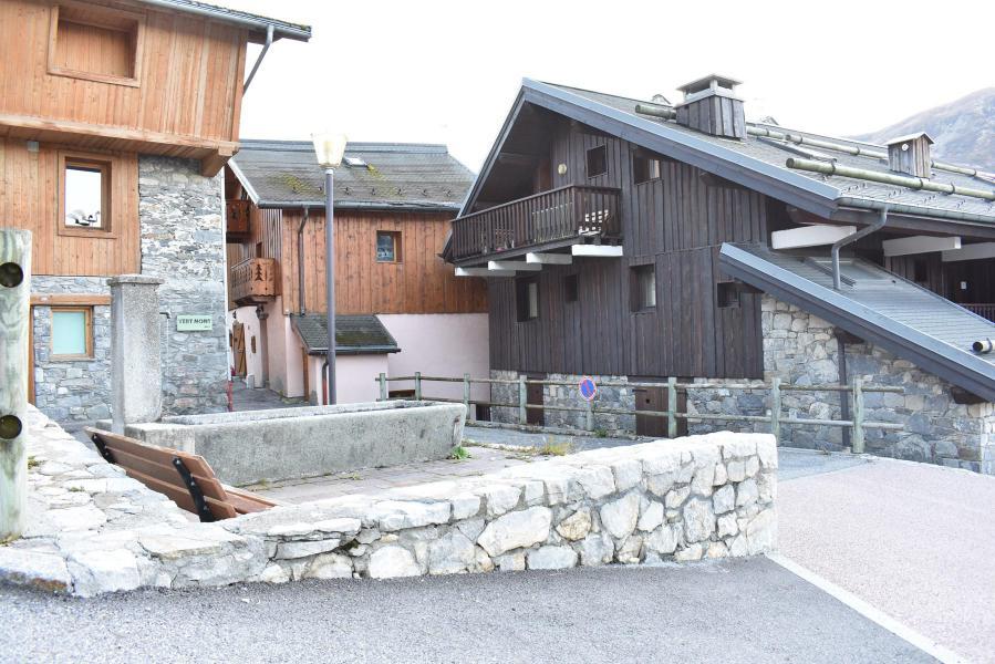 Holiday in mountain resort Studio 4 people (A2) - Résidence la Bergerie - Méribel