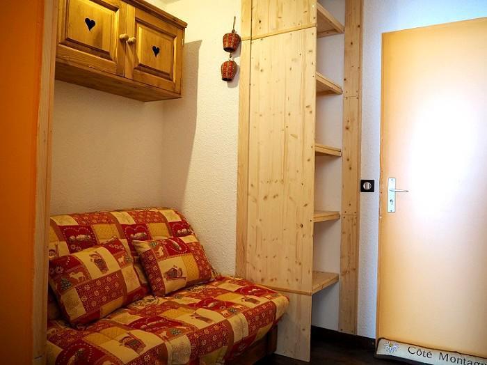 Vakantie in de bergen Studio 3 personen (64) - Résidence la Biellaz - Les Menuires