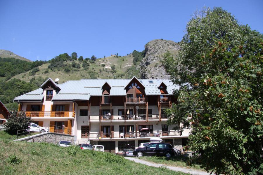 Wakacje w górach Résidence la Borge - Valloire