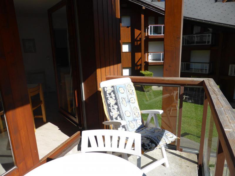 Location au ski Appartement 2 pièces 4 personnes (CT788) - Résidence la Borgia - Les Contamines-Montjoie - Extérieur été