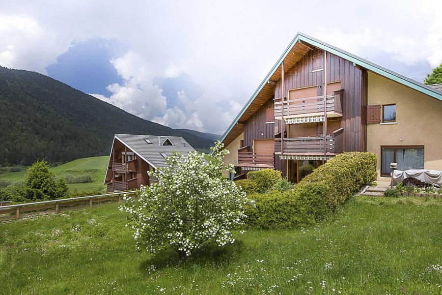 Location au ski Résidence la Bourne - Villard de Lans - Extérieur été