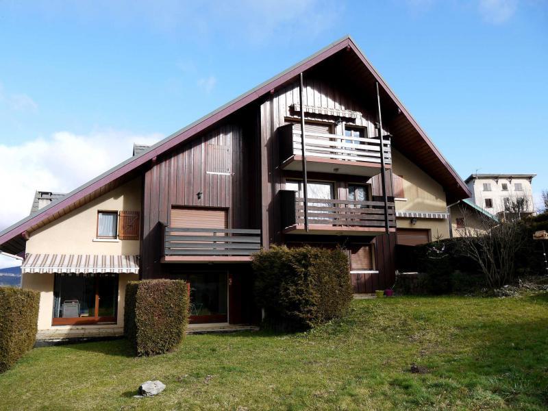 Location au ski Appartement 2 pièces cabine 4 personnes (D) - Résidence la Bourne - Villard de Lans - Extérieur été