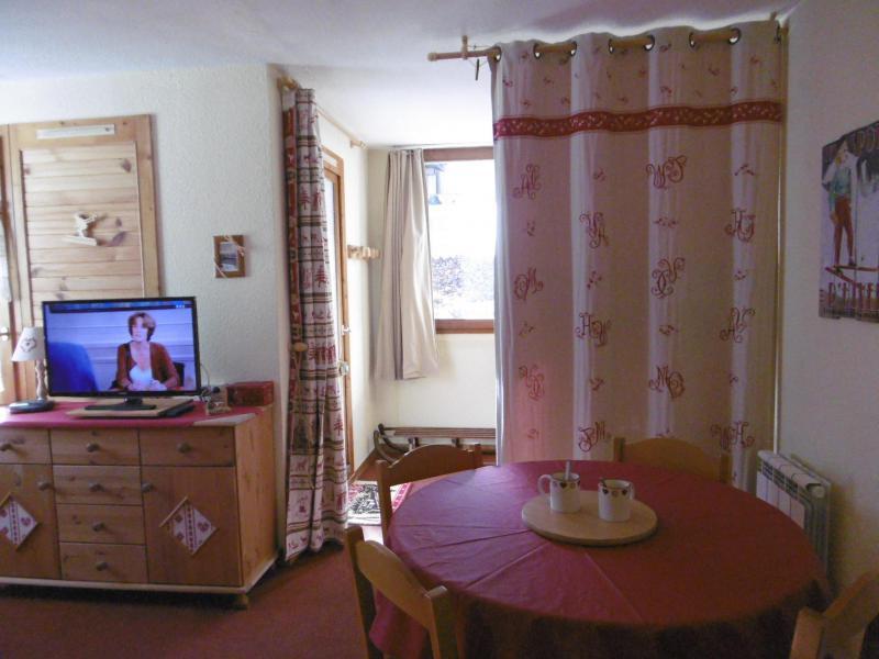 Vacaciones en montaña Estudio para 4 personas (005) - Résidence la Buche - Valmorel - Alojamiento