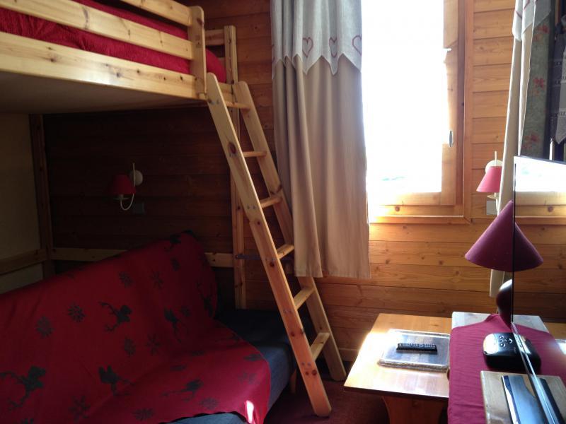 Vacances en montagne Studio 4 personnes (005) - Résidence la Buche - Valmorel - Logement