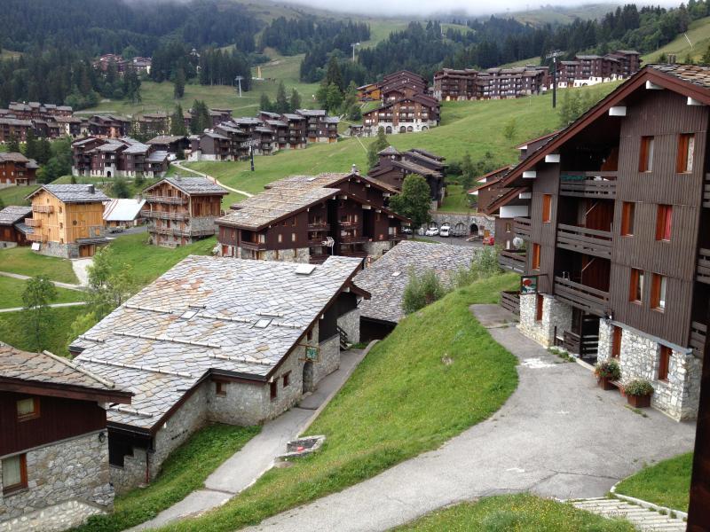 Ski verhuur Studio 4 personen (22) - Résidence la Cachette - Valmorel - Buiten zomer