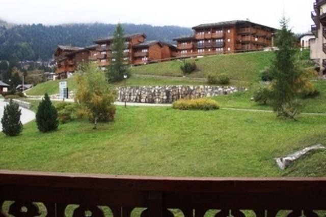 Location au ski Appartement 2 pièces 4 personnes (07T) - Résidence la Camarine - Valmorel - Extérieur été