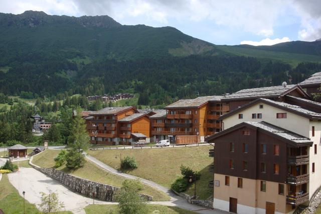 Vacances en montagne Résidence la Camarine - Valmorel