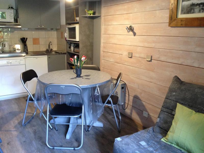 Vacances en montagne Studio 3 personnes (045) - Résidence la Camarine - Valmorel