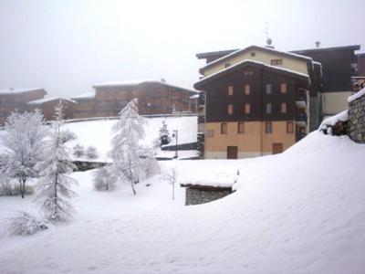 Vacances en montagne Studio 3 personnes (018) - Résidence la Camarine - Valmorel