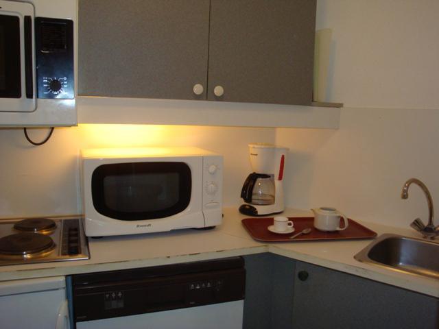 Vacances en montagne Appartement 2 pièces 4 personnes (07T) - Résidence la Camarine - Valmorel