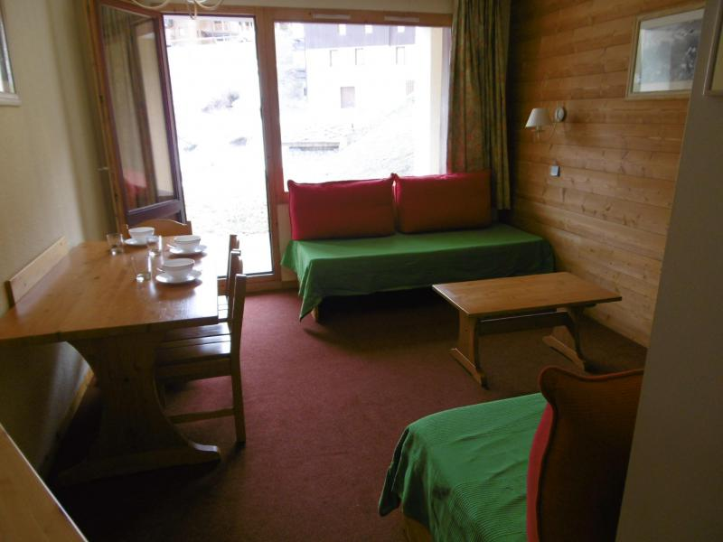 Vacaciones en montaña Estudio para 3 personas (018) - Résidence la Camarine - Valmorel - Alojamiento