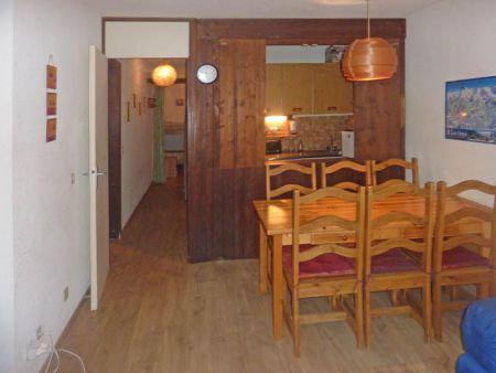 Holiday in mountain resort 2 room apartment 6 people (450) - Résidence la Chamoisière - Les Orres - Chair