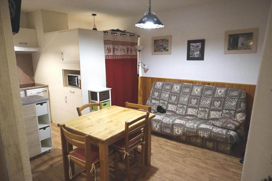 Wakacje w górach Apartament 2 pokojowy 4 osób (CH06C) - Résidence la Chapelle - La Norma