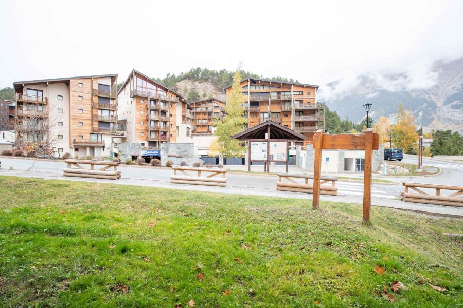 Wakacje w górach Apartament 3 pokojowy z antresolą 10 osób (CH02C) - Résidence la Chapelle - La Norma - Na zewnątrz latem