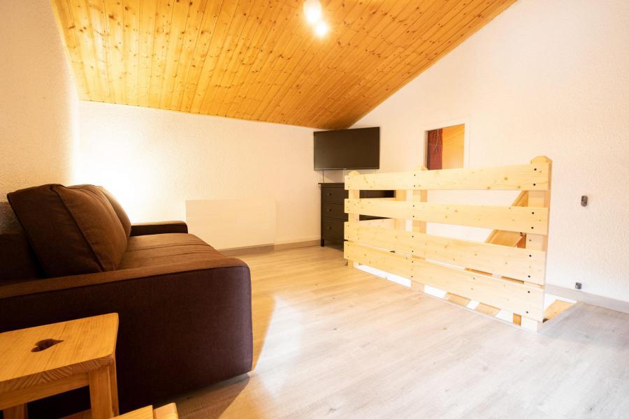 Wakacje w górach Apartament 3 pokojowy z antresolą 10 osób (CH02C) - Résidence la Chapelle - La Norma - Antresola