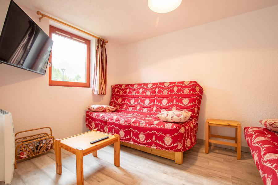 Wakacje w górach Apartament 3 pokojowy z antresolą 10 osób (CH02C) - Résidence la Chapelle - La Norma - Kanapą