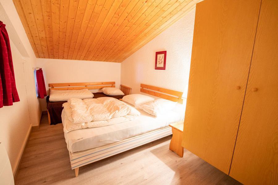 Wakacje w górach Apartament 3 pokojowy z antresolą 10 osób (CH02C) - Résidence la Chapelle - La Norma - Pokój