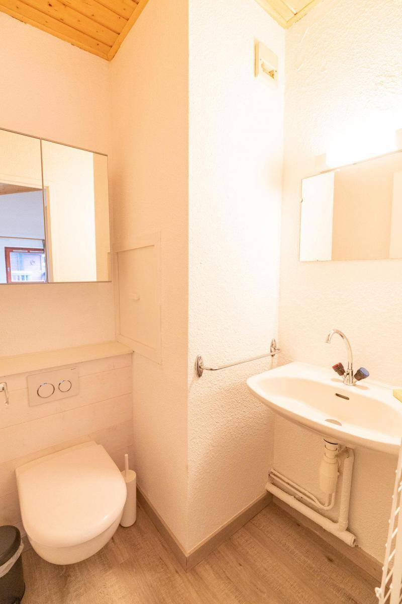 Wakacje w górach Apartament 3 pokojowy z antresolą 10 osób (CH02C) - Résidence la Chapelle - La Norma - WC