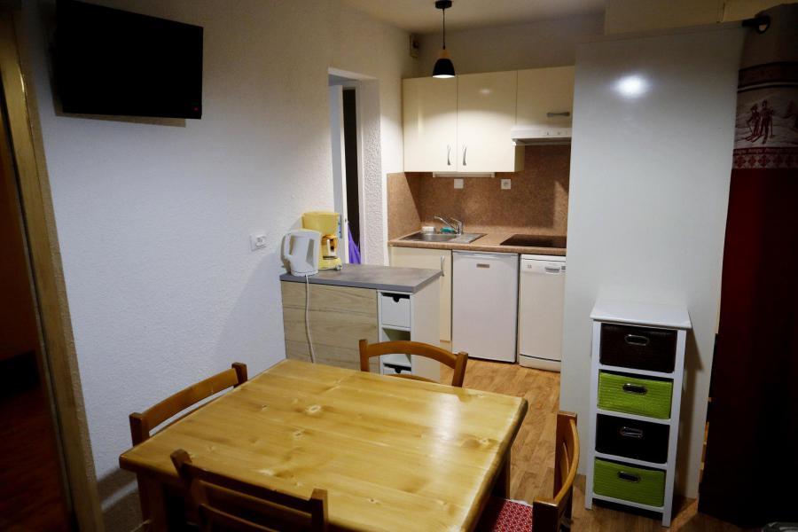 Vacaciones en montaña Apartamento 2 piezas para 4 personas (CH06C) - Résidence la Chapelle - La Norma - Bañera