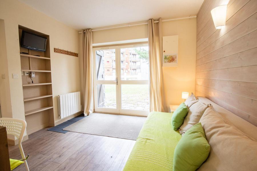 Vacaciones en montaña Apartamento 2 piezas para 4 personas (CH19C) - Résidence la Chapelle - La Norma - Camas superpuestas