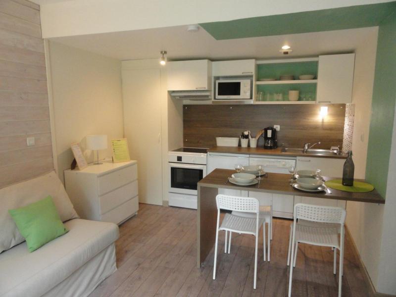 Vacaciones en montaña Apartamento 2 piezas para 4 personas (CH19C) - Résidence la Chapelle - La Norma - Kitchenette