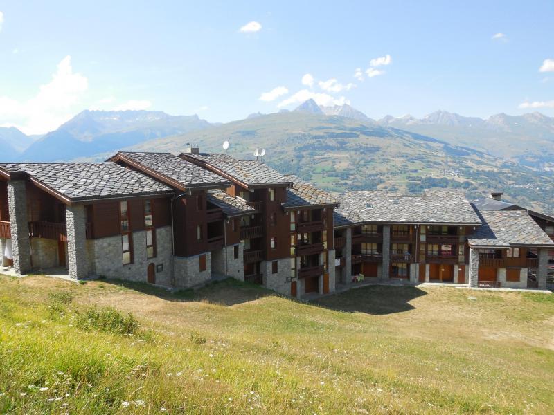 Location au ski Résidence la Clé - Montchavin La Plagne - Extérieur été